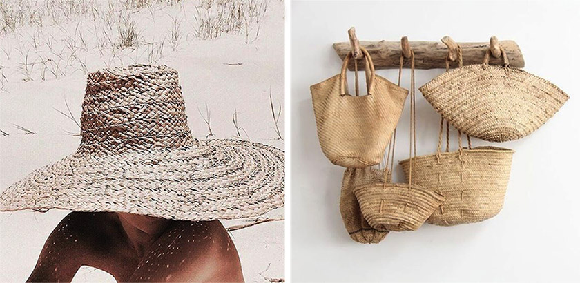 Learn to make raffia hats in brisbane